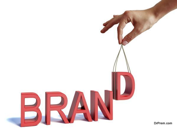 Take risks and stand out from the rest to create a unique and powerful brand name