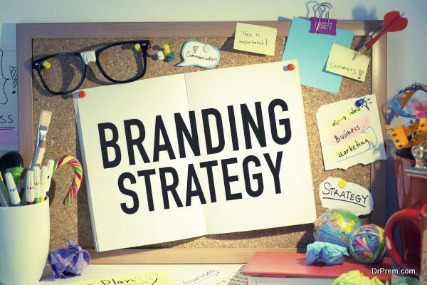 Strategies to create personal brand while starting a business